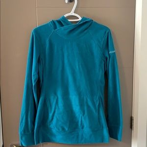 Columbia sweater with a good, size medium